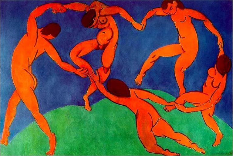 """""""La danza"""" di Matisse: un girotondo di armonia in capo al mondo"""