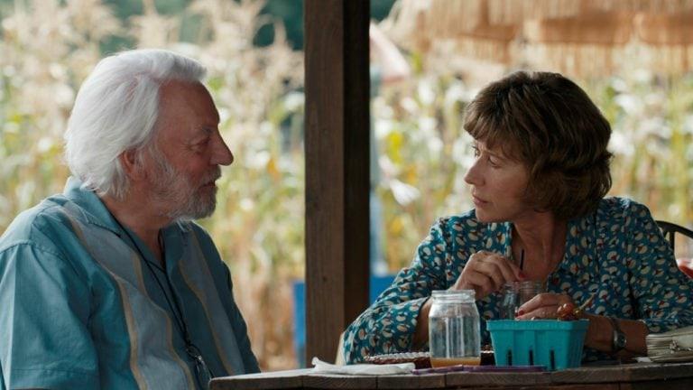 Ella e John. The leisure seeker
