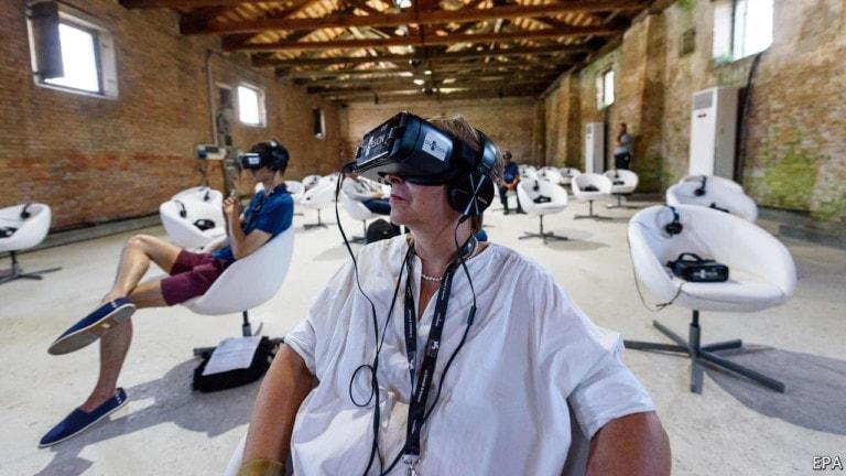 Venezia76. La Realtà virtuale e l'arte che verrà