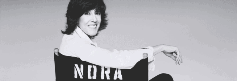 «Prendi nota, perché ogni cosa è ispirazione» ci disse Nora Ephron