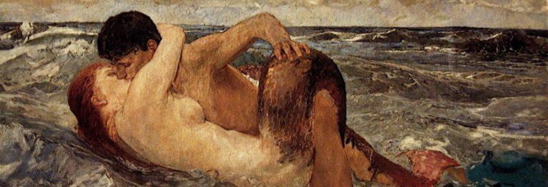 «La sirena» di Giuseppe Tomasi di Lampedusa, un racconto magico ed erotico