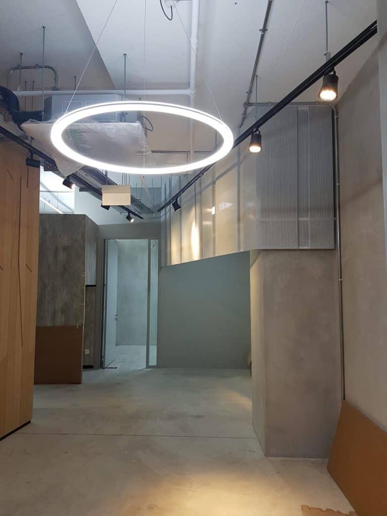 singapore light installation services