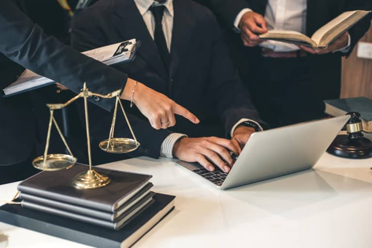 History of technology in the courtroom