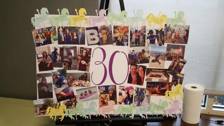 Happy 30th Birthday, Juli