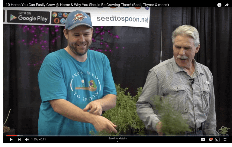 From Seed to Spoon Home + Garden Show OKC