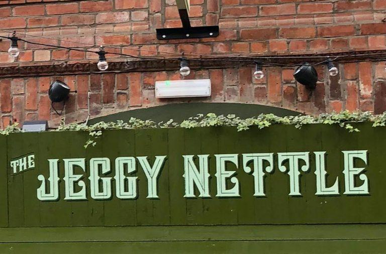 The Jeggy Nettle