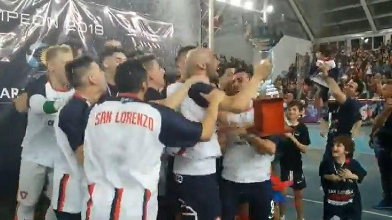 Futsal campeón casla
