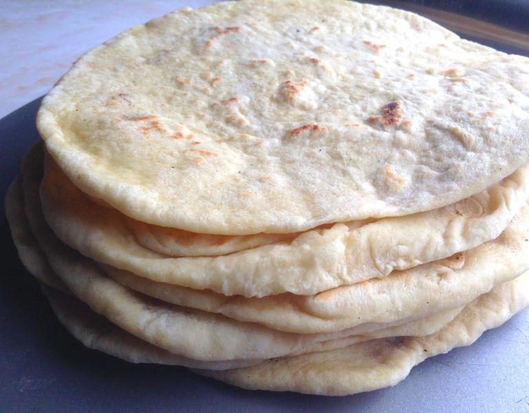 Greek Pita Flatbread