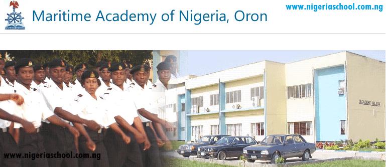Maritime Academy, Oron