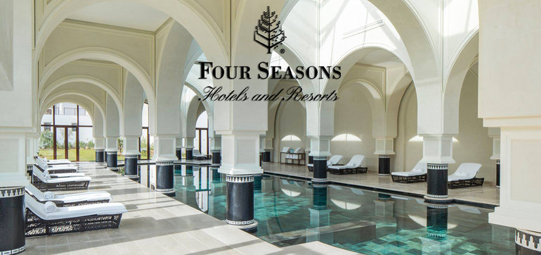 Spa Guerlain au Four Seasons Tunis