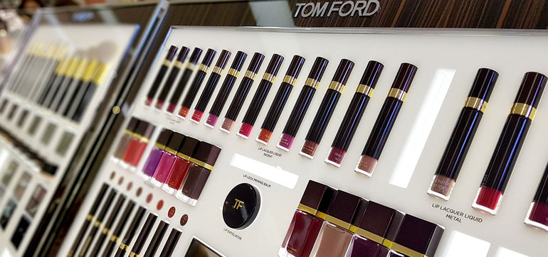 Lancement Tom Ford Beauty