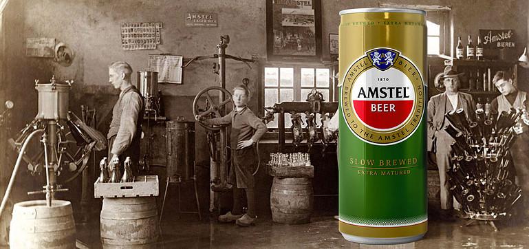 Lancement Amstel en Tunisie