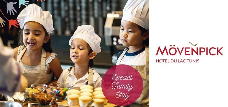 Mövenpick Hotel du Lac Tunis Special Family Stay