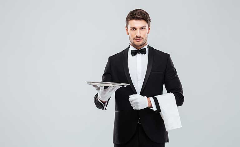 Hire a Butler, Butler Staffing Agency