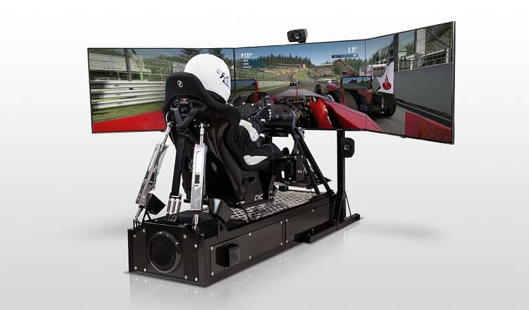How to Pick the Best Racing Simulator Chair Hydraulic