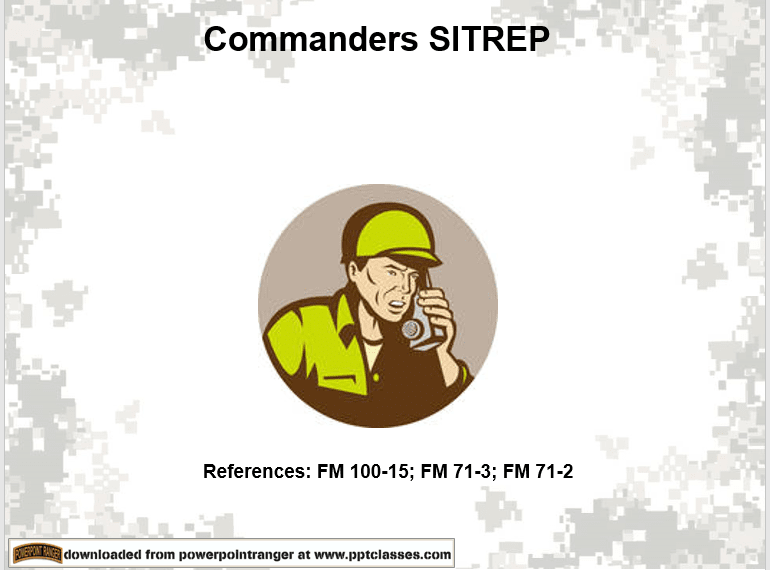 Warrior Tasks Drills, 2018 WARRIOR TASKS – Skill Level 1, PowerPoint Ranger, Pre-made Military PPT Classes, PowerPoint Ranger, Pre-made Military PPT Classes