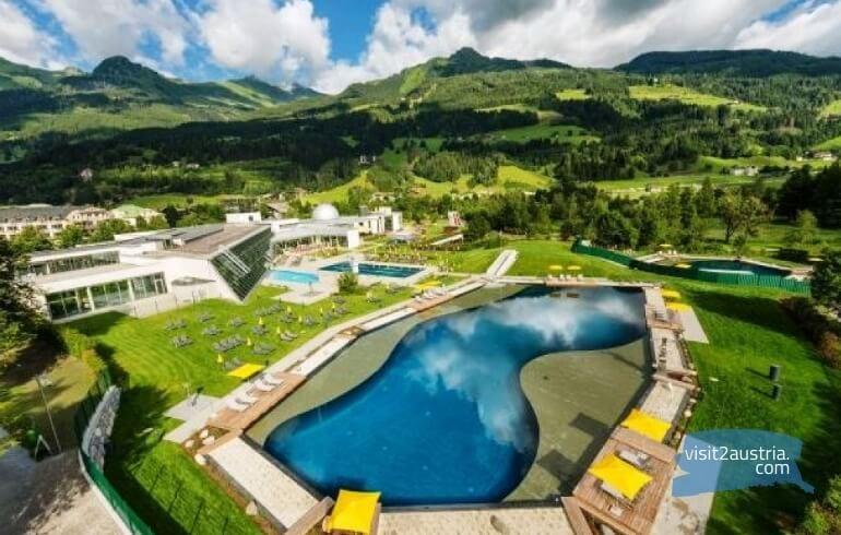 лучшие курорты Австрии в Зальцбурге