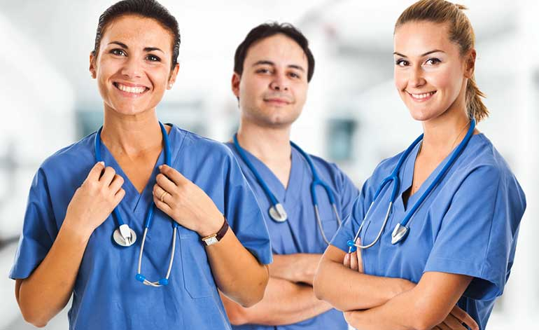 nurses hiring