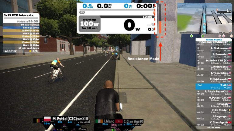 How to Use ERG Mode In Zwift | SMART Bike Trainers