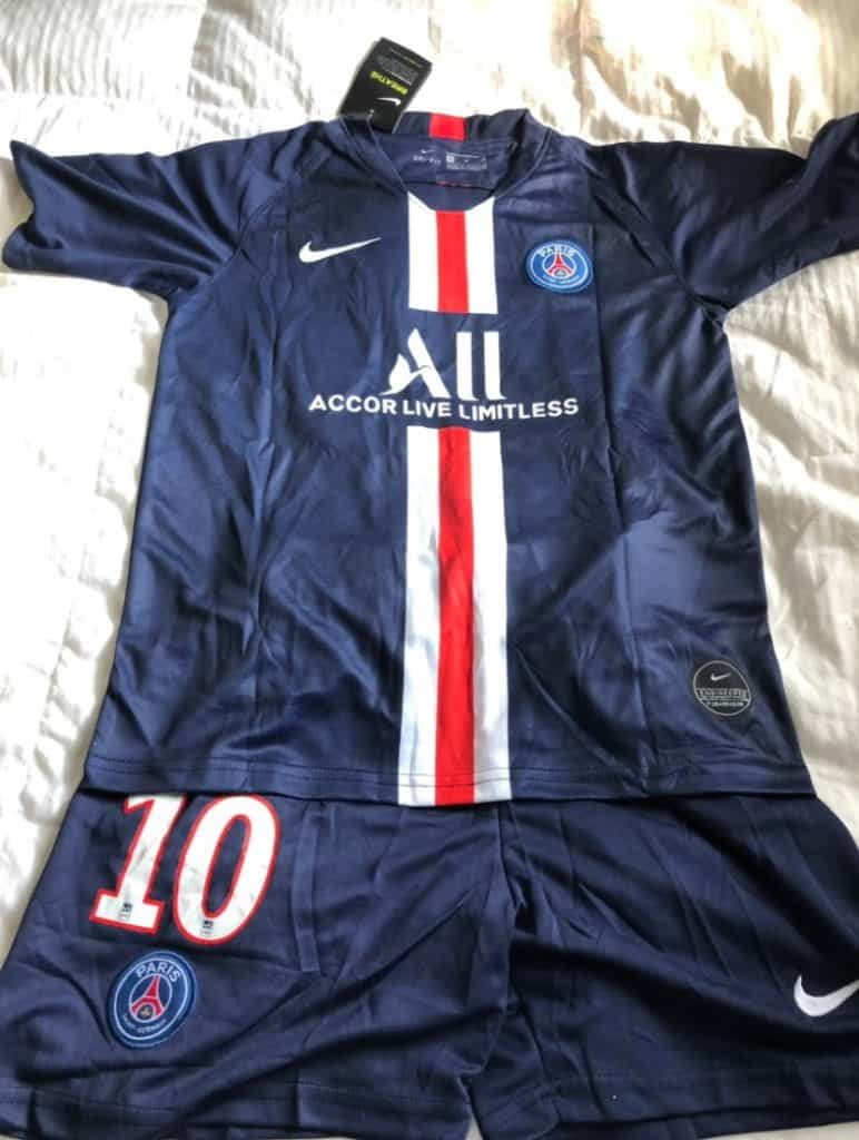 Best Chinese Replica DHGate Cheap Fake Nike Adidas Puma Jersey Seller 4 Popjersey2018 Best Seller PSG Jersey 2019