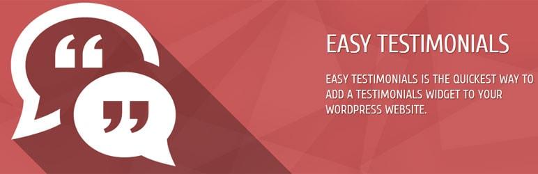 A legjobb wordpress testimonial plugin - easy-testimonials