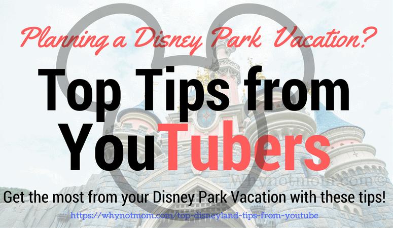 Top tips for visiting Disneyland or Disneyworld park #vacation #resort