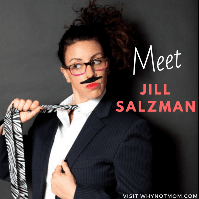 Photo of Jill Salzman | How a community for mom entrepreneurs launched a successful startup