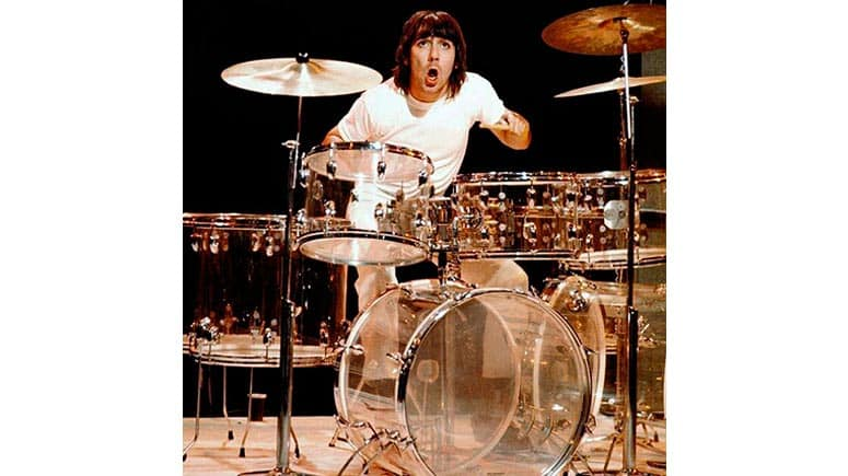 destacada - Keith Moon (The Who)