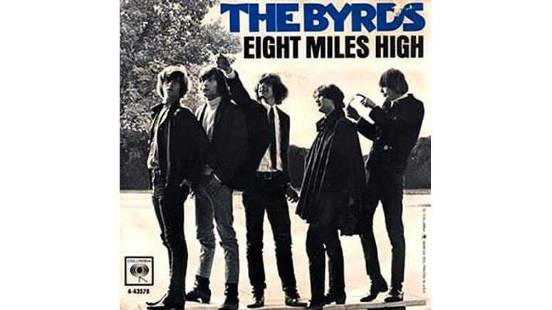destacada2 1 - Eight Miles Hight - The Byrds