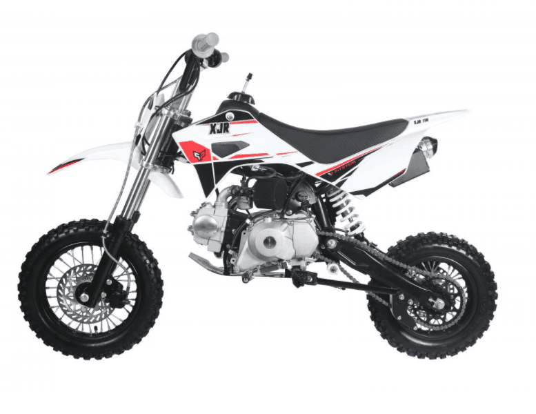Pitster Pro XJR110