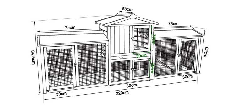 plan construction poulailler