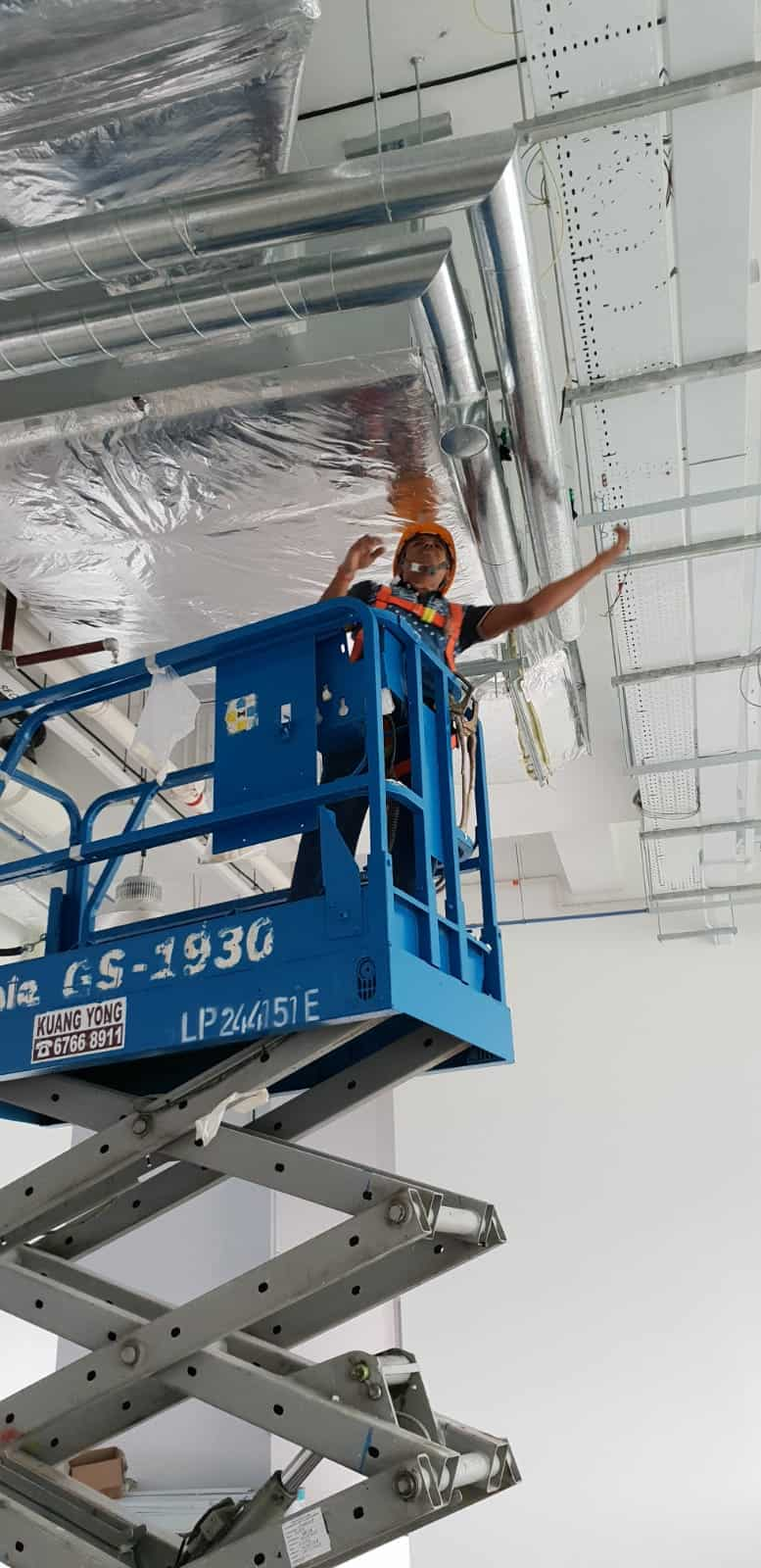 electrical contractor singapore