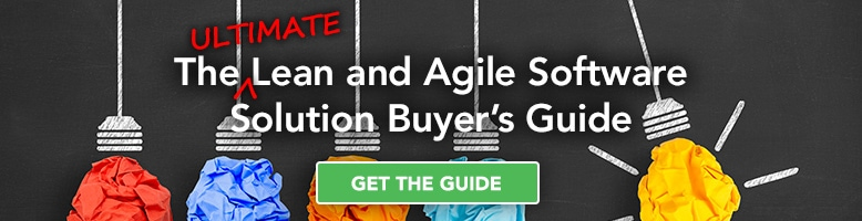 The Ultimate Lean and Agile Software Solution Buyer's Guide