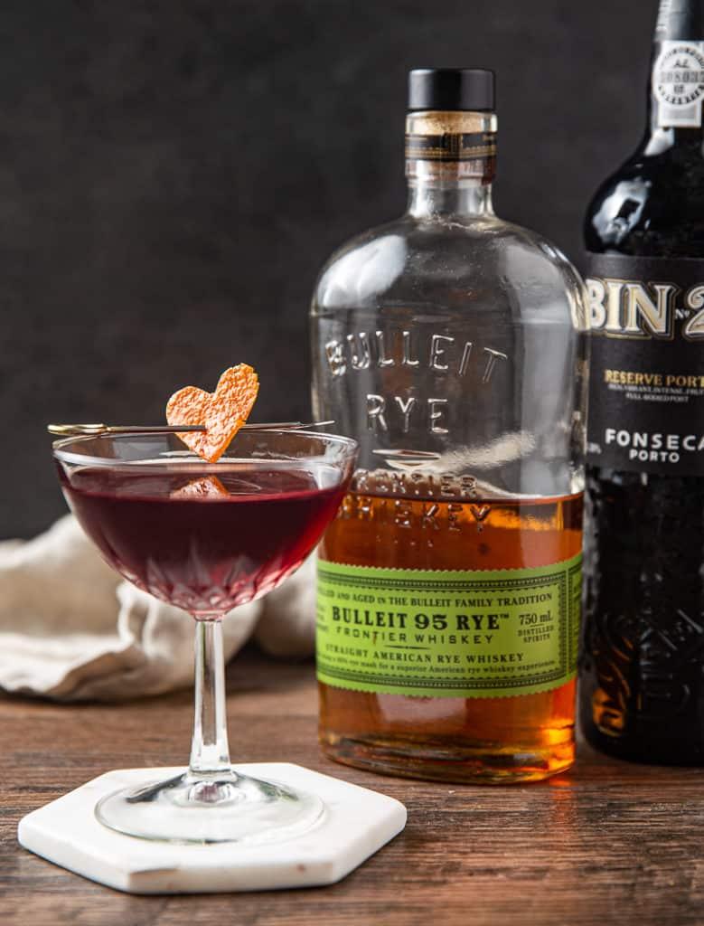 port whiskey cocktail ingredients