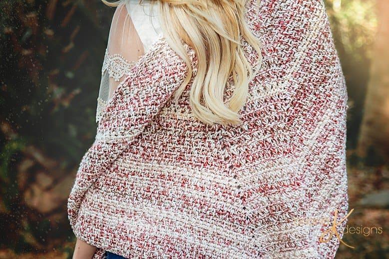 Faroese Crochet Shawl by Briana K Designs