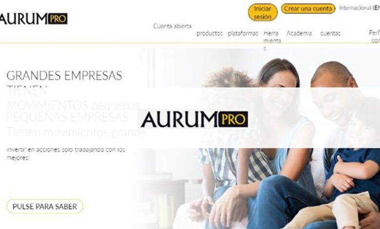 Aurum Pro Finance