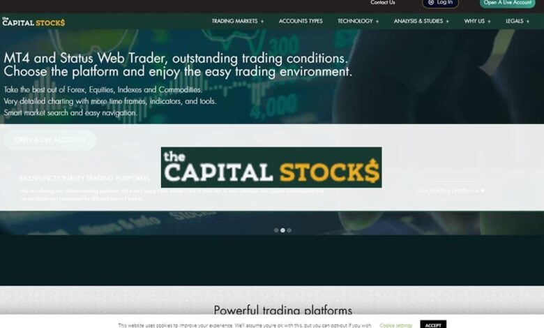 The Capital Stock