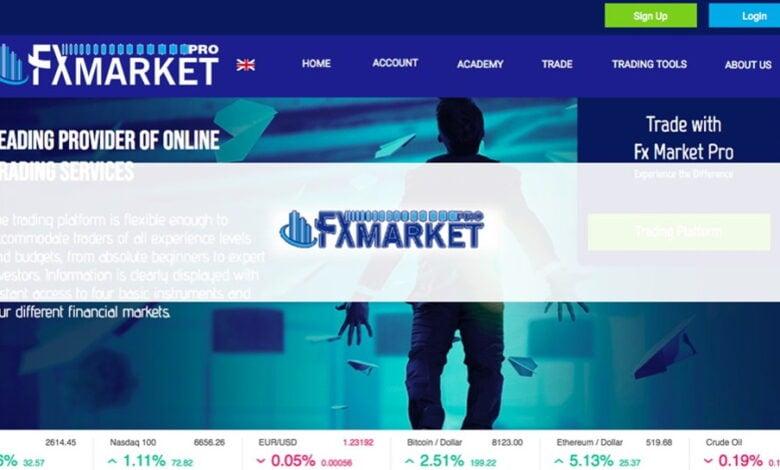 Fx market pro