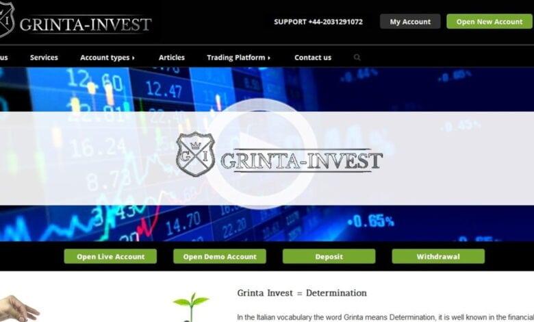 Grinta invest