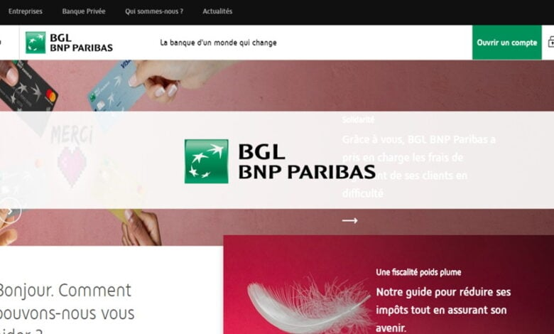 BGL BNP Paribas