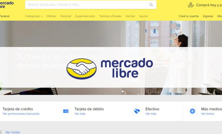 Estafas en mercado libre