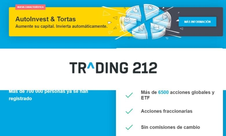 Trading 212 revision