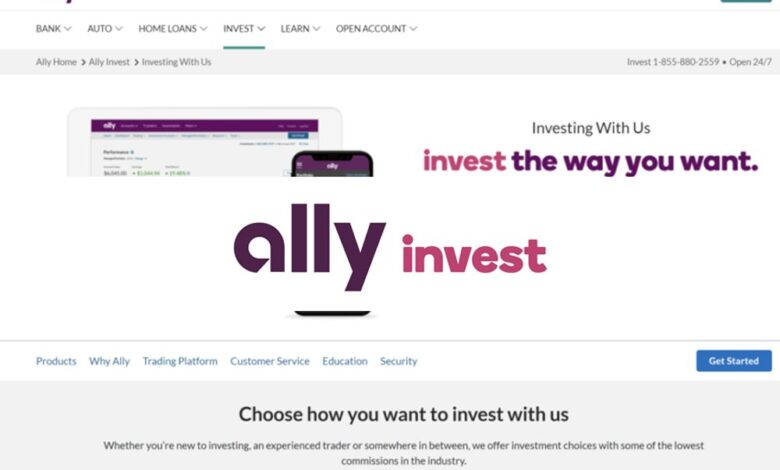 Ally_invest revision