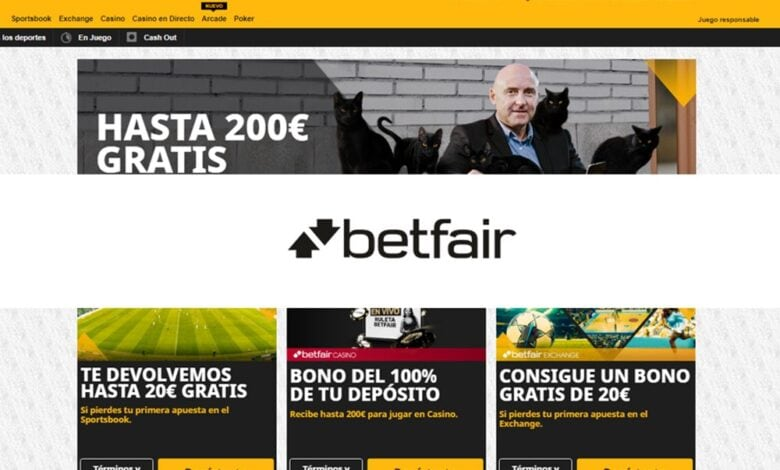 betfair revision