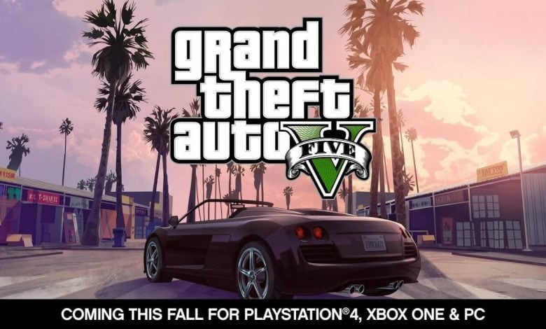 GTAV IS COMING TO PC THIS FALL