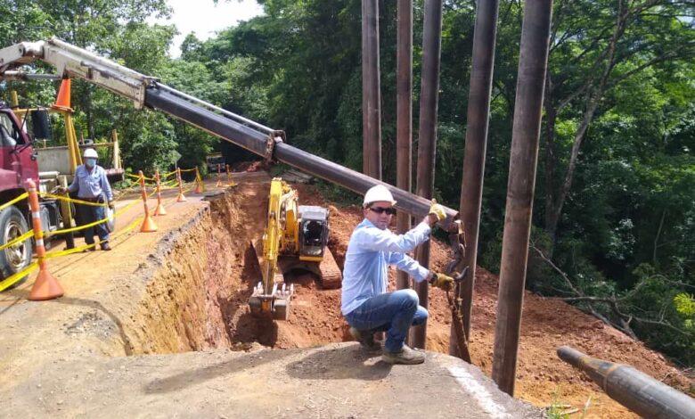 Reconstrucción vía a Támara - Noticias de Colombia