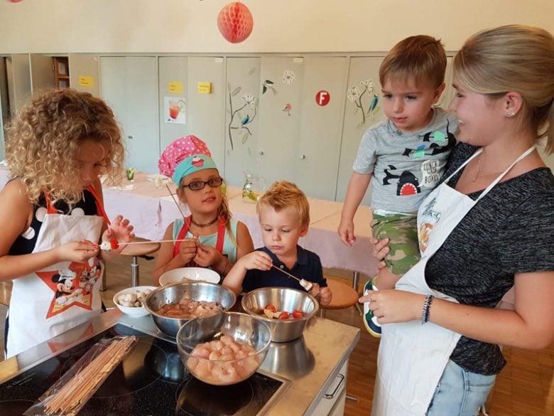 Familienkochen-Projekt