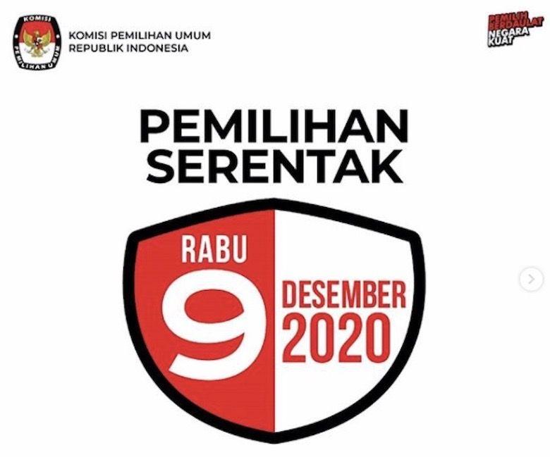 Pilkada serentak 9 Desember 2020