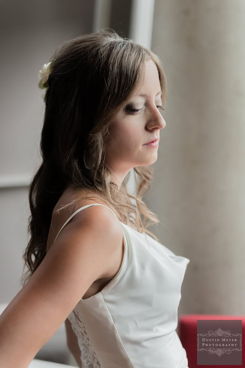 Bridal Gown with Lace | The W Hotel Austin Wedding