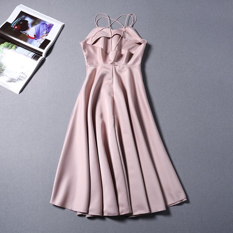 Top 10 AliExpress Elegant Party Dresses Summer Dresses for Woman 4 foxfashion Backless women girl sexy Dress